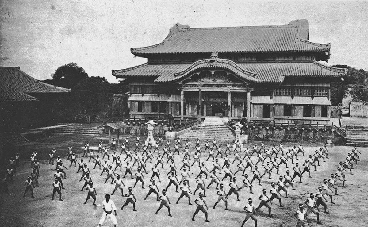 L'histoire du Wadō-ryū